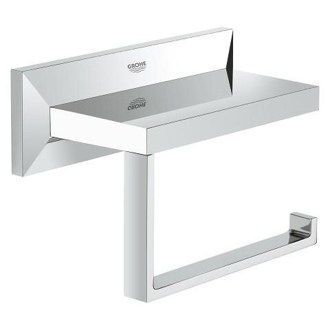 GROHE 40504000 Allure Brillant WC-, Toilettenpapierhalter