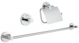 GROHE 40775001 Essentials Bad- WC-Set 3 in 1